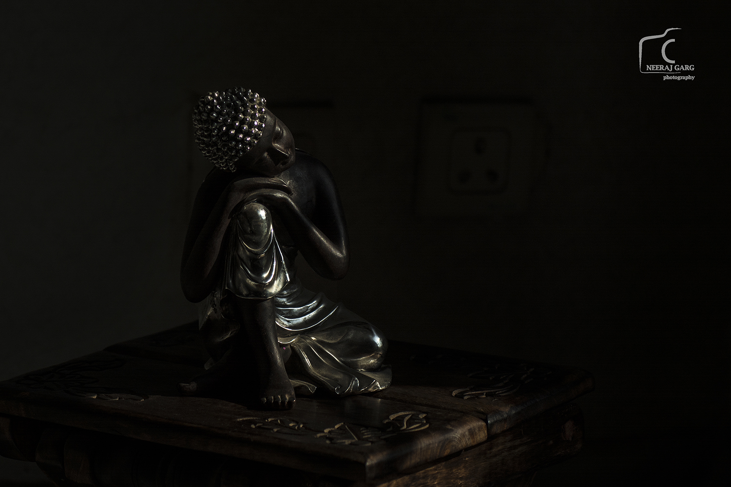 The Contented Buddha 01